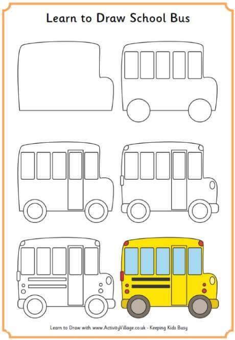 Cara Menggambar Untuk Anak Ismy Blogs